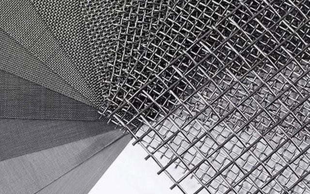 裹边不锈钢筛网,宽幅不锈钢筛网,5棕不锈钢筛网